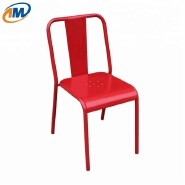 SM-1070 series colorful modern industrial style metal chair