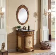 ZHONGTEMEI FURNITURE CO.,LTD. Bathroom Cabinets