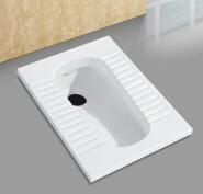 Sanitary ware squatting toilet orissa pan wc