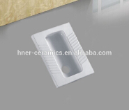 Bathroom sanitary ware squat pan with ex-factory price