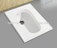 Easy Installation Ceramic bathroom wc square toilet squatting pan,Ceramic Squat Toilet Squatting Pan
