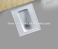 Bathroom High Quality Products Ceramic Squat Toilet Squatting pan