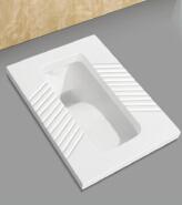 New model Squatting pan toilet, ceramic squat toilet, washdown squatting pan toilet