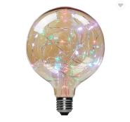 Hot sale G125 E27 AC85-265V led decorate garden copper wire bulb
