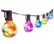 High Quality Wholesale Festoon Rarden Globe G40 LED Fairy String Lights