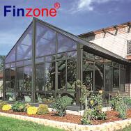 Shanghai Finzone Windows & Doors Co., Ltd. Sunroom