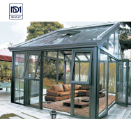 Foshan Yudu Doors and Windows Co., Ltd. Sunroom