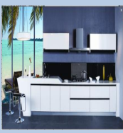 Guangzhou Kafuhao Buildign Materials Trading Co.,Ltd. Stainless Steel Cabinets