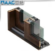 Prime Line Aluminum/Aluminium Extruded Profile for Doors and Windows