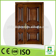 Steel wooden armored main door for own house with CE
