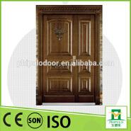 Steel Wooden Armored Door