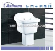 New design white ceramic bathroom mop sink
