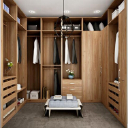 Shouguang Haike Wood Industry Co., Ltd. Solid Wood Closet