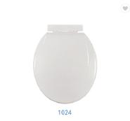 PP white Slow-Close Toilet Seat