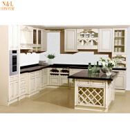 Hangzhou1 N & L Furniture Co., Ltd. Solid Wood Cabinets