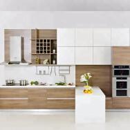Hangzhou1 N & L Furniture Co., Ltd. Melamine Board Cabinet