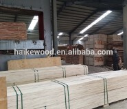 China hot sale factory directly supply the poplar LVL for packing and making pallets