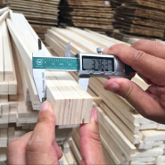 fumigation free lvl timber wood usd for packaging