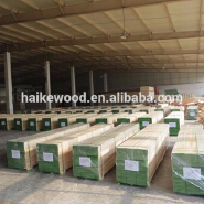 China supplier laminated scaffolding wooden planks LVL