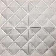 3D Wallsticker PE Foam Wallpapers square pattern