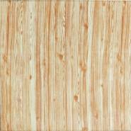 3d pe foam brick type wooden design