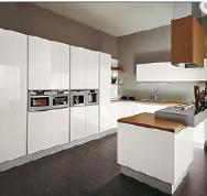 Foshan Gaoming Jia Chu Wei Si Kitchen Cabinet Co., Ltd. PVC Membrane Cabinet