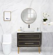 Foshan Gaoming Jia Chu Wei Si Kitchen Cabinet Co., Ltd. Bathroom Cabinets