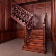 Shenyang Shigal Decoration Engineering Co., Ltd. Wood Staircase
