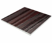 3D Wall Panel Embosed Wooden Series PVC Foam Board for Home Decoration