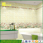 china high lighter glossy finish ceramic 60*120 wall tiles