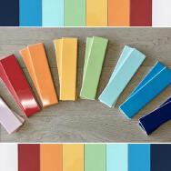 FOSHAN ELEPHOME CERAMICS CO.,LTD. Color Steel Tile