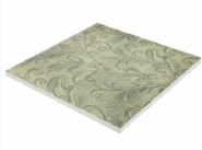 Building Material PVC Foam Board with Aluminum Skin or PVC Film for Interior Decoration
