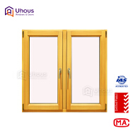 Foshan Uhouse Door And Window Co., Ltd. Wood & Aluminium Windows