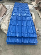 Shandong Rongsheng Metal Technology Co.,Ltd. Color Steel Tile