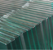 Tempered Glass Fence Shower Glass Building Glass for Project