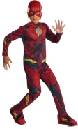Kids Justice League Flash Costume Medium