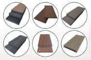 Houswin New Material Technology Co.,Ltd. WPC Outdoor Flooring