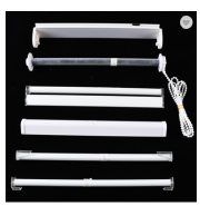 19mm blind clutch Professional blinds and accessories wholesale zebra blinds components