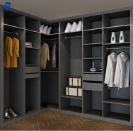 Xiamen Everbright Baby Co., Ltd. MDF Lacquer Closet