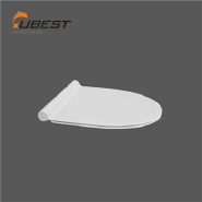 white color pp seat cover for bathroom toilet