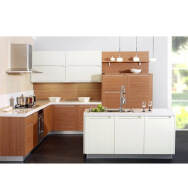 Hangzhou1 N & L Furniture Co., Ltd. PVC Membrane Cabinet