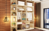 GUANGDONG CACAR KITCHEN TECHNOLOGY CO.,LTD. MDF Veneer Closet
