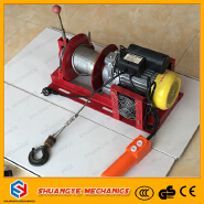 PA Model Mini Wire Rope Electric Pulley Block good quality electric pulley block