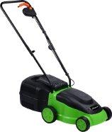 Lawn Mowerv 1000W, Cropper, Electric lawn mower, Grass cutter 300mm
