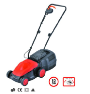 300mm Electric induction motor lawn mower
