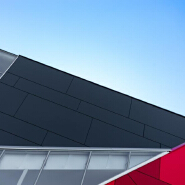 Outdoor Weather proof HFL Wall cladding panels