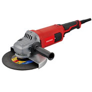 2200W 180/230mm rotatable handle and Soft Start Angle Grinder