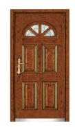 turkish new design manufacture of armored doors