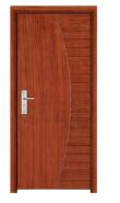 Apartment steel wood armored door luxury main gate door