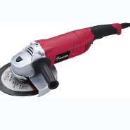 Electric Angle Grinder 230mm 2380W with Abrasive Grinding Cutting Functions